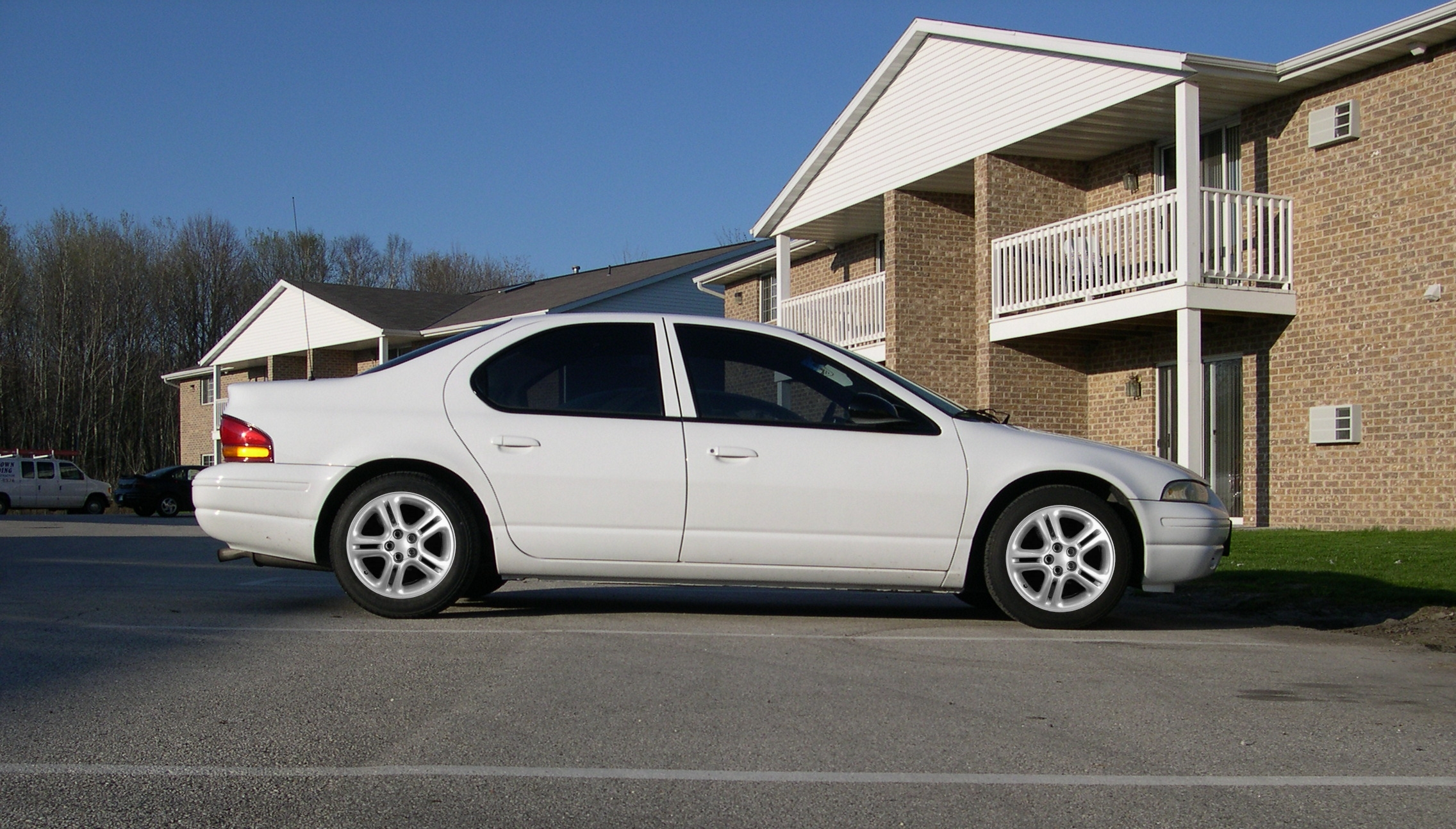 97 Stratus Wheels White 1g Sebring 16x6 5 Split Spoke